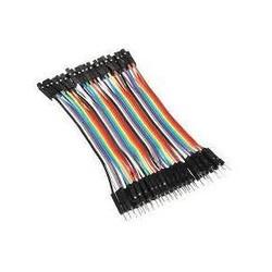 OZK000356 - 10cm 40'lı Jumper Kablo Erkek-Dişi