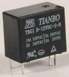 Tianbo - TRG1-D-12VDC 12VDC Röle