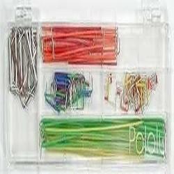 OZK000284 - 140 Parça Kutulu Jumper Kablo Kiti