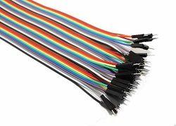 20cm 40'lı Jumper Kablo Erkek-Erkek