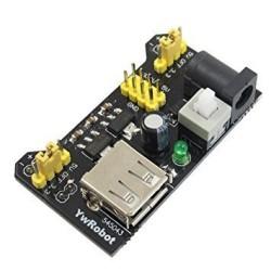OZK000020 - 3.3 V/5 V Breadbord Güç Kartı