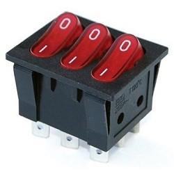 OZK002003 - IRS-3101-3C 3'lü Soba Anahtarı 135