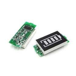 OZK000556 - 4s Lityum Batarya Kapasite Göstergesi Modülü