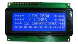 OZK000404 - 4x20 LCD Mavi