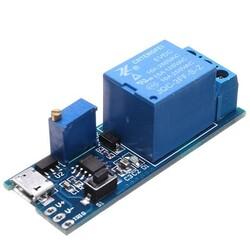 OZK000583 - OZK583-5-30v time adjust relay module micro usb