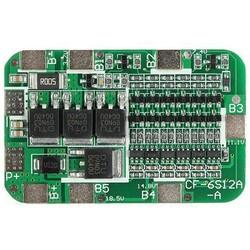 OZK000558 - 6s 15A 24V Li-ion 18650 BMS PCM Pil Koruma 6 Pil Lion Lipo Pil