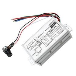 OZK000560 - 9V 12V 24V 36V 48V 60V 20A PWM DC Motor Hız Kontrol Modülü