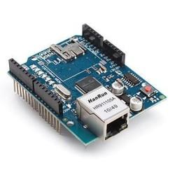 OZK000006 - Arduino Ethernet Shield (Wiznet W5100) - Klon