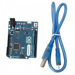 - Arduino Leonardo R3 (Klon)