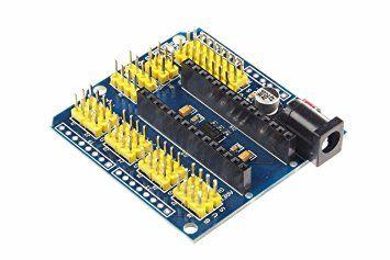 Arduino Nano Sensor Shield