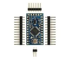 - Arduino Pro Mini 328 - 3.3 V / 8 MHz (Header)