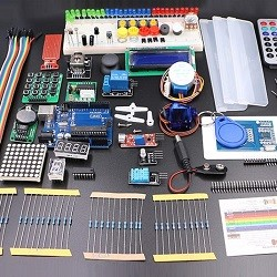- Arduino UNO RFID Kit Seti
