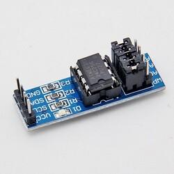- AT24C256 I2C EEPROM Hafıza Modülü