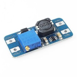 OZK000189 - Ayarlanabilir Voltaj Yükseltici Kart - MT3608
