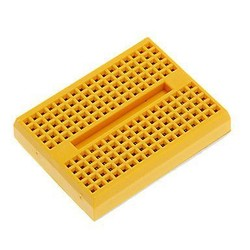 Marxlow - BB-601 Breadboard 170 point Sarı