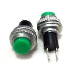 - Büyük Metal Buton Yeşil