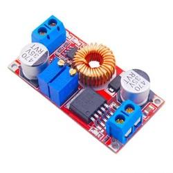 OZK000236 - DC-DC Adım Aşağı 5A Lipo Şarj Modülü - XL4015 Akım ve Voltaj Ayarlı