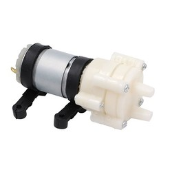 OZK000265 - DC6-12V Mini Akvaryum Motoru Su Pompası R385