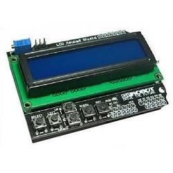 OZK000407 - DFRobot LCD - Arduino ile Uyumlu LCD ve Tuş Takımı Shieldi
