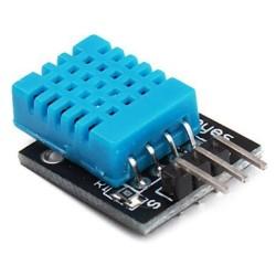 OZK000101 - DHT11 Isı ve Nem Sensörü Kart