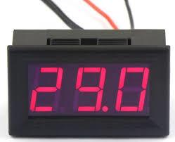 - Dijital Termometre(-30+70c Derece)