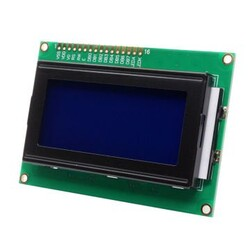 - HY - 1604A - 403 - R 4*16 Işıksız Yeşil LCD