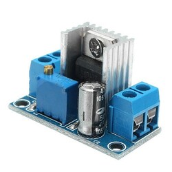 - LM317 DC-DC Voltaj Düşürücü Regülatör Modülü