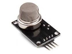 OZK000118 - LPG/İzobütan/Propan Gaz Sensör Kartı - MQ-6