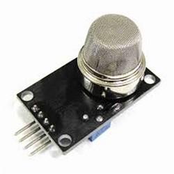 OZK000117 - LPG/Propan Gaz Sensör Kartı - MQ-5