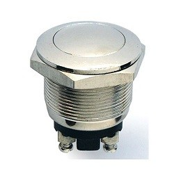 - PBS28B Metal Buton Büyük Oval 181