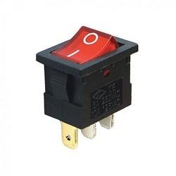 - MIRS-101-2 Mini Işıklı Anahtar 3P 118