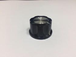 - Pot Düğmesi Vidalı A03 27mm Çap 16mm Yükseklik