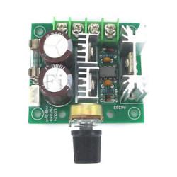 OZK000069 - PWM DC 12V/24V/30V/40V Motor Governor Module with 10A Speed Control Switch