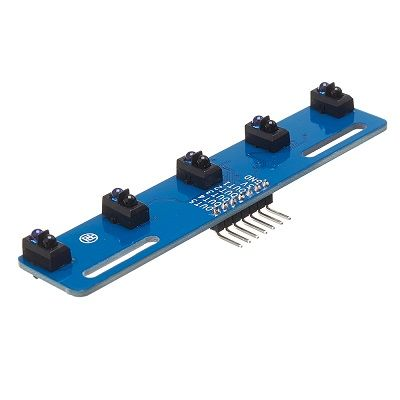TCRT5000 5 Kanal Sensör Kartı