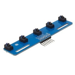 - TCRT5000 5 Kanal Sensör Kartı