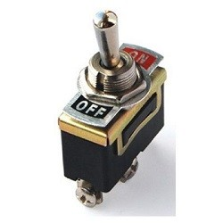 - KN3(C)-103(A) Toggle Orta ON-OFF-ON 3P 153