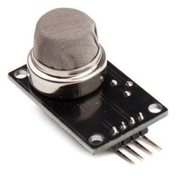 OZK000114 - Yanıcı Gaz ve Sigara Dumanı Sensör Kartı - MQ-2